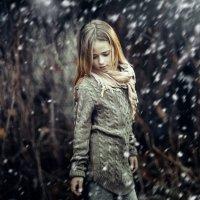 Падал белый снег... :: Сергей Пилтник
