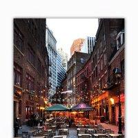 Stone Street. Lower Manhattan :: Алексей