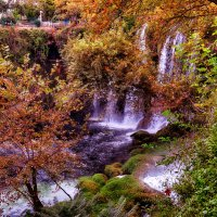 осень в Анталии :: Натали Акшинцева