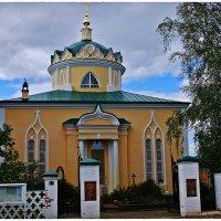 Церковь Вознесения Господня в Перемилове. :: Natalia Mihailova
