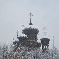 первый снег :: надежда