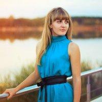Мечтательный взгляд :: Alina Grudkina