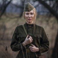 Солдат :: Liliya Nazarova