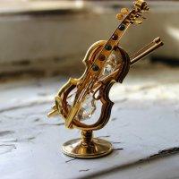 Золотая скрипочка :: Виктория Браун