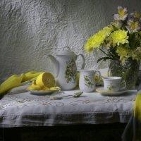 Лимонно-жёлтые... :: Svetlana Sneg
