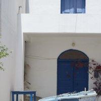 Греческий дворик :: Александра Баева
