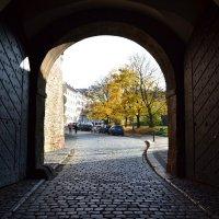 Ворота Вышеграда :: Ольга