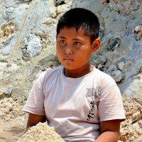Мальчик-Будда :: Асылбек Айманов