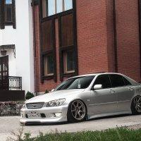 Toyota Altezza sxe10 :: Илья Танаев