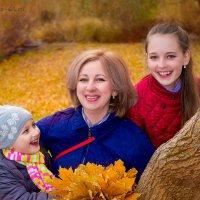 Еще немного яркой осени) :: Ольга Литвинова