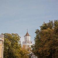 Вид на Банковскую Академию :: Юрий Гребенюк