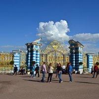 Царские ворота :: Ольга
