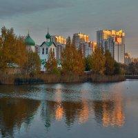 Вечернее... :: Валентина Харламова