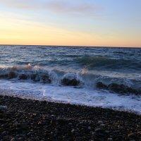 рассветная волна :: Дмитрий