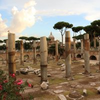 Раскопки древнего Рима :: svetlanavoskresenskaia