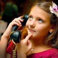 Кому я сегодня еще не звонила ? :) :: Павел Прозоров