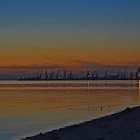 Закат в порту :: Tatiana Kretova