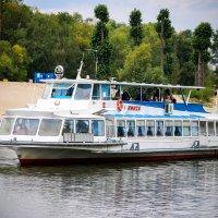 по  реке :: Марина R
