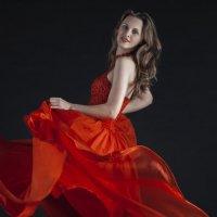 Красный :: Екатерина