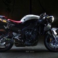 Yamaha YZF-R6 (Naked) :: Ulugbek Khalilov