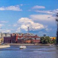 Московские панорамы :: Вячеслав Касаткин