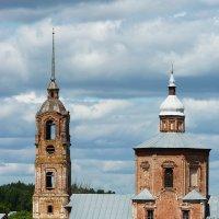 Борисоглебская церковь в Суздале. :: Galina Leskova