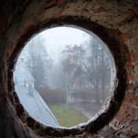 А за окном туман :: Татьяна Белогубцева
