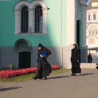 В Дивеевском монастыре :: Ирина ***