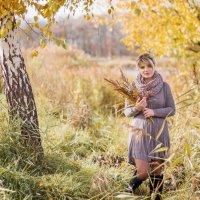 солнечной осенью :: Марина Шавловская