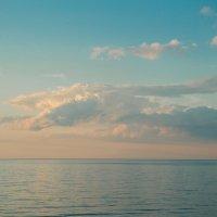 Закат на Ладоге :: Михаил Б