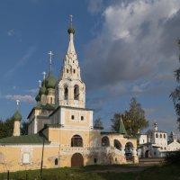 Церковь рождества Иоанна Предтечи :: Светлана