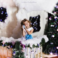 А вы загадываете желания в новогоднюю ночь?) Создаем сказку вместе http://lebedeva-photo.ru :: Любовь Лебедева