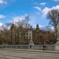 Каменный мост. Томск. :: Олег Карташов