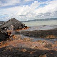 След вулкана.Папуа Новая Гвинея :: Антонина
