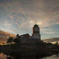Башня Святого Олафа на закате.. :: Владимир Питерский