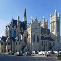 Католическая церковь Девы Марии (1888, г. Гелф, Канада) :: Юрий Поляков