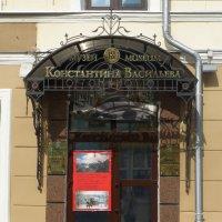 Музей Константина Васильева в Казани :: Наиля