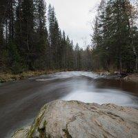 река Тюлюк :: Владимир Кочкин