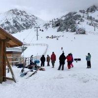 20 ноября открылся горнолыжный сезон на Чимбулаке! :: Anna Gornostayeva