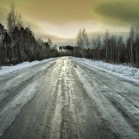 Ноябрь :: Борис Бусыгин