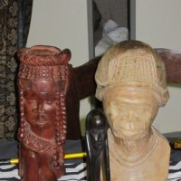 Африканская скульптура :: Дмитрий Никитин