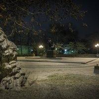 Пушкин, няня,..первый снег...* :: Виктор Грузнов