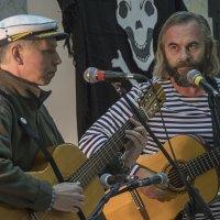 Пиратская песня. :: Яков Реймер