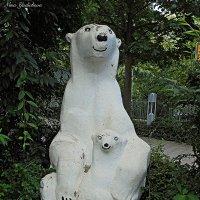 Медвежонок Умка с мамой :: Nina Yudicheva