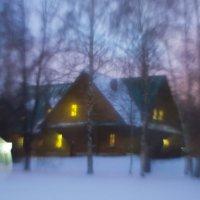 Уютный домик :: Игорь Герман