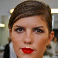 Бронзовый макияж :: Юлия Степанчикова