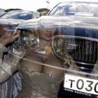 куклы богатых владельцев машин :: Инна