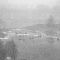 снег идёт :: Арсений Корицкий