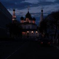 Очень вечерняя съёмка :: kolyeretka