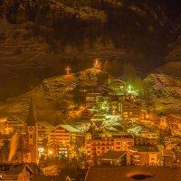Церматт, Швейцария, Альпы :: Евгений Леоненко